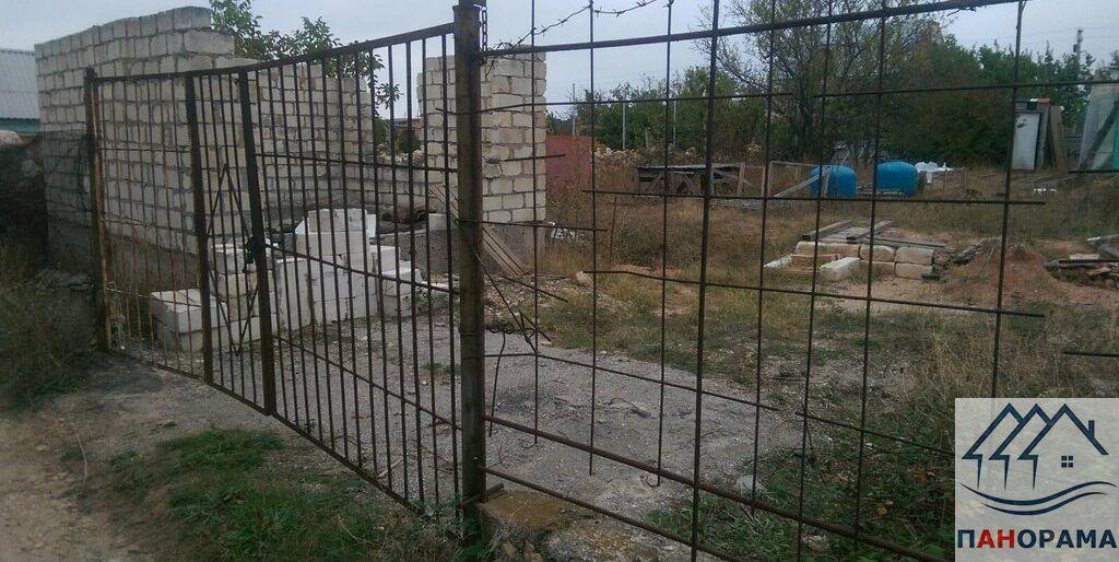 Продается участок в Севастополе