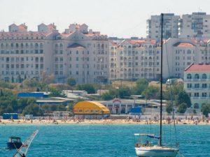 квартиры с видом на море Севастополь