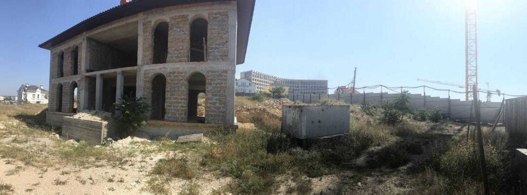 Продается дом недострой у моря в Севастополе, 350 кв. м, 8 соток
