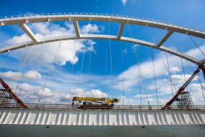 мост и цены на недвижимость в Севастополе