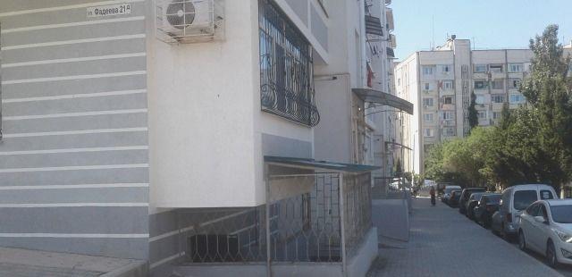 Коммерческая, 90 кв. м, Улица Адмирала Фадеева, 21Д